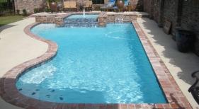 classic-light-colored-pool-diamond-brite-blue-quarts-plaster-spa-sheer-descent-raised-wall-antique-brick