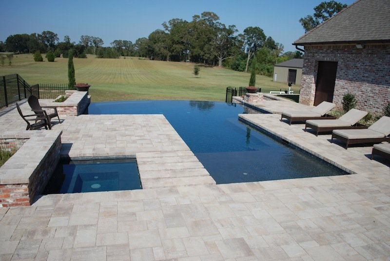 Lafayette Custom Pool Broussard Pool Builder Youngsville