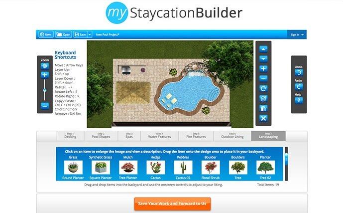 Create a Staycation-Worthy Backyard with MyStaycation Builder