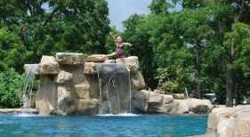 brave-kid-gunite-pool-custom-rico-rock-waterfall-pebble-plaster-finish