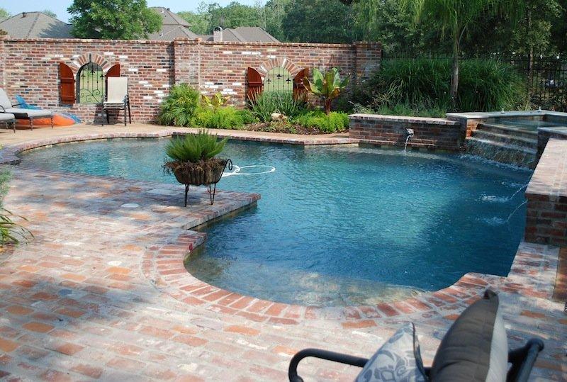 Lafayette Pool Builder Broussard Pool Design Pool Service