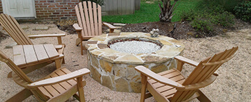 Outdoor Fireplaces & Fire Pits